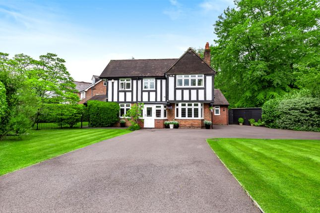 Thumbnail Detached house for sale in Aviary Road, Worsley, Manchester
