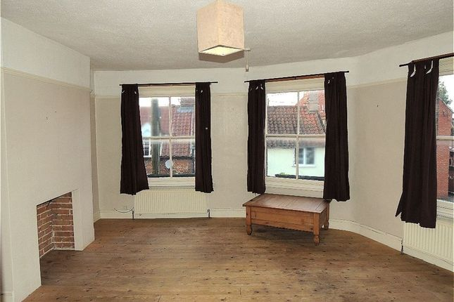 Thumbnail Flat to rent in Denmark Road, Beccles