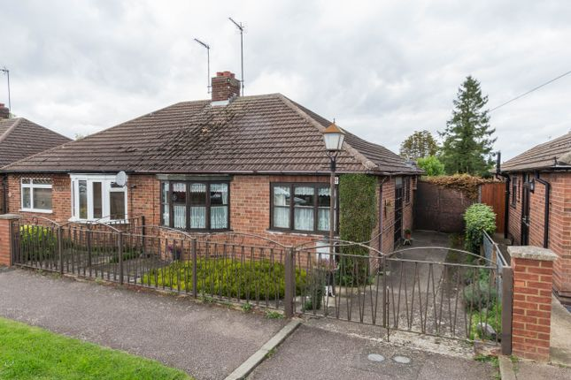 2 bed semi-detached bungalow for sale in Oxford Street, Finedon, Wellingborough