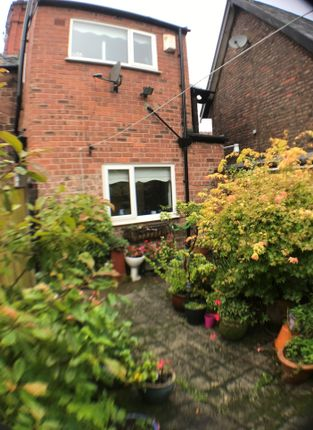 Rear Of Property of Station Road, Huyton, Liverpool L36
