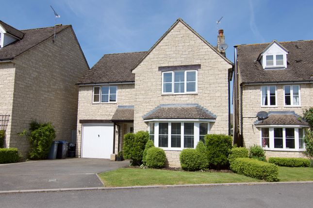 Thumbnail Detached house to rent in Elm Grove, Milton-Under-Wychwood, Chipping Norton