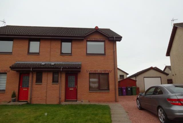 Thumbnail Semi-detached house to rent in Campbell Crescent, Arbroath