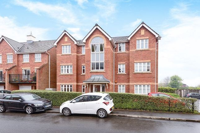 Thumbnail Flat for sale in Holden Avenue, Whalley Range, Manchester