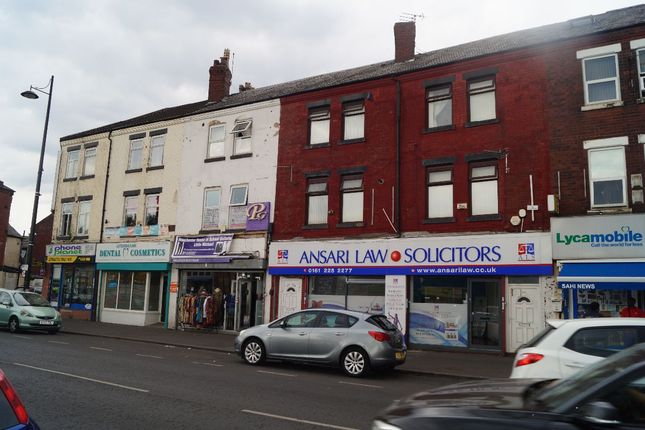 Thumbnail Flat to rent in Stockport Road, Levenshulme