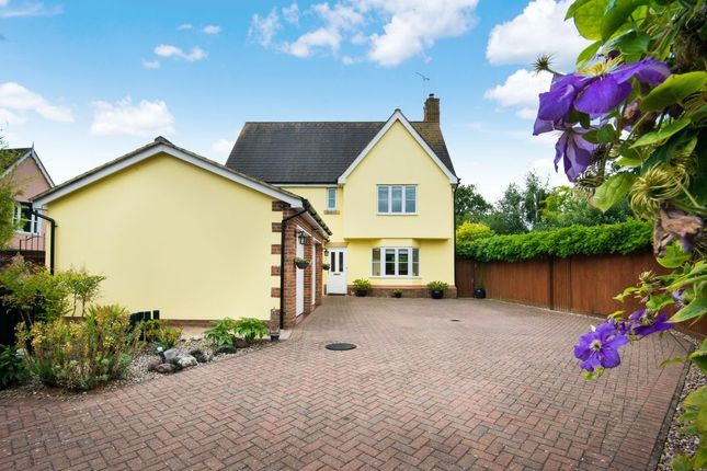 Thumbnail Detached house for sale in Gainsborough Road, Black Notley, Braintree