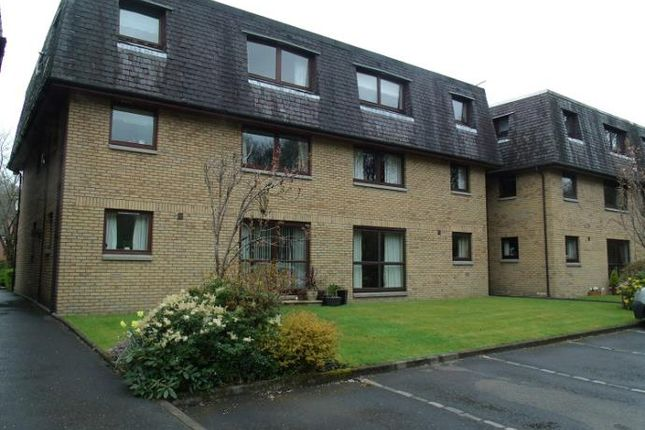 Thumbnail Flat to rent in Clober Road, Milngavie