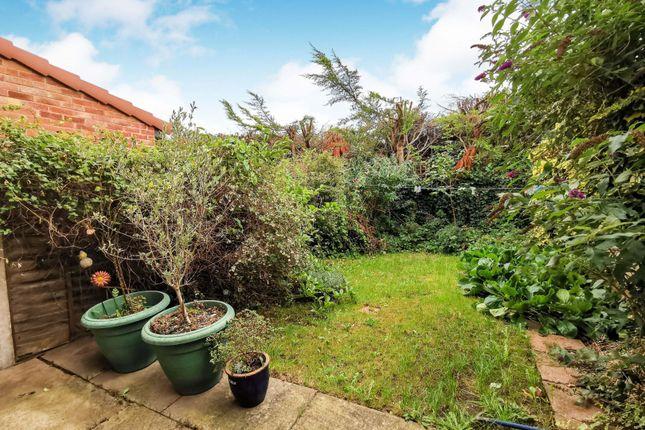 Garden of Elsham Crescent, Lincoln LN6