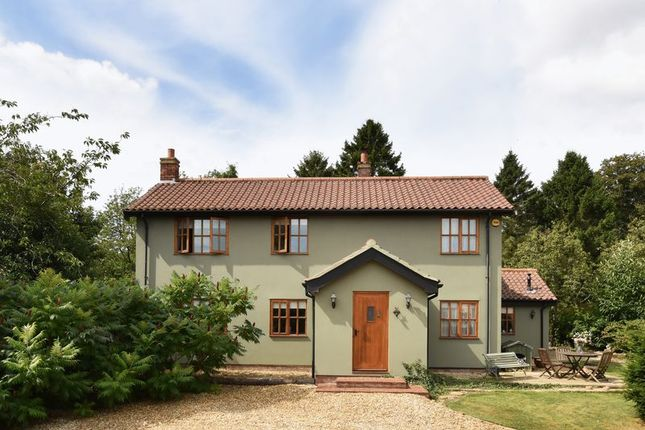 Thumbnail Detached house for sale in Two Acres, Old Catton, Norwich