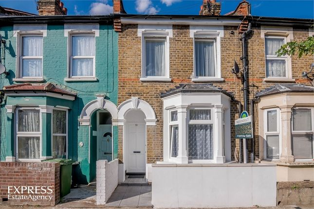 Thumbnail Terraced house for sale in Humberstone Road, London