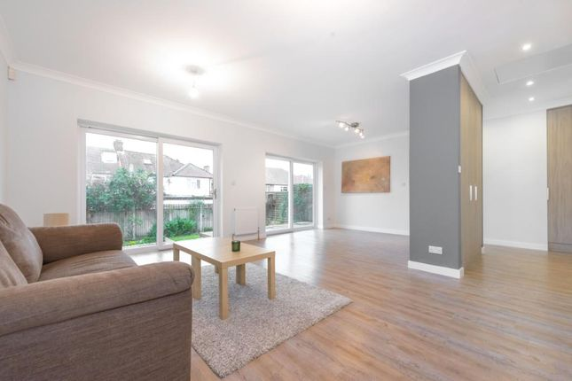 Thumbnail Detached bungalow to rent in Gay Close, London