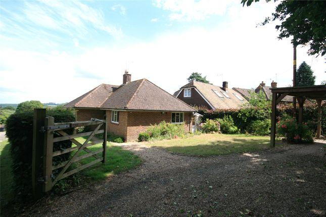 Thumbnail Detached bungalow for sale in School Lane, Lodsworth, Petworth, West Sussex