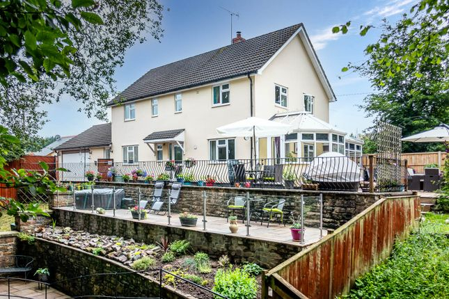 Thumbnail Detached house for sale in New Road, Whitecroft, Lydney