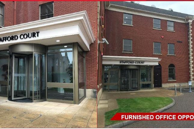 Office to let in Stafford Court, 145 Washway Road, Sale