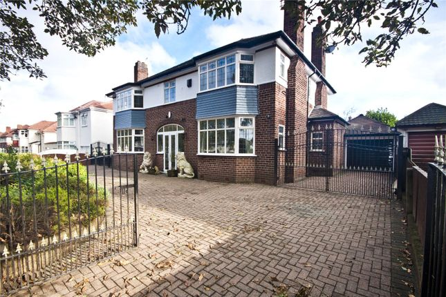 Thumbnail Detached house for sale in Queens Drive, Wavertree, Liverpool, Merseyside