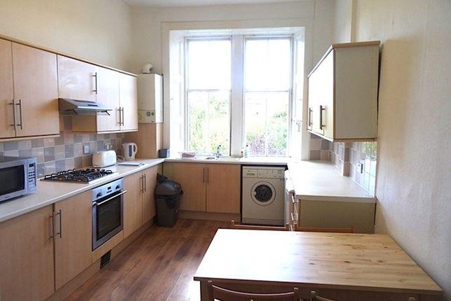 Thumbnail Flat to rent in Haymarket Terrace, New Town, Edinburgh
