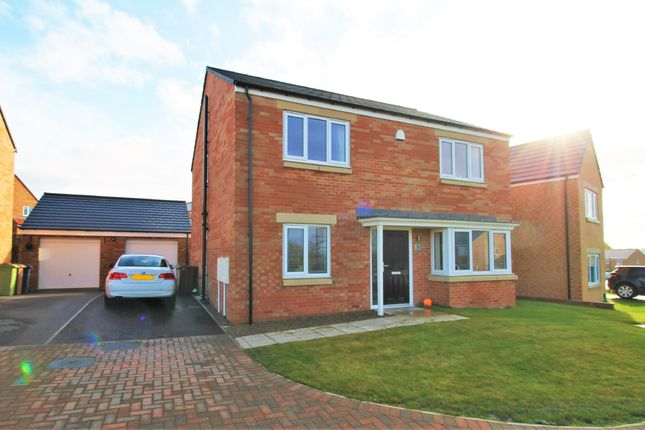 Thumbnail Detached house for sale in Barley Close, Houghton Le Spring
