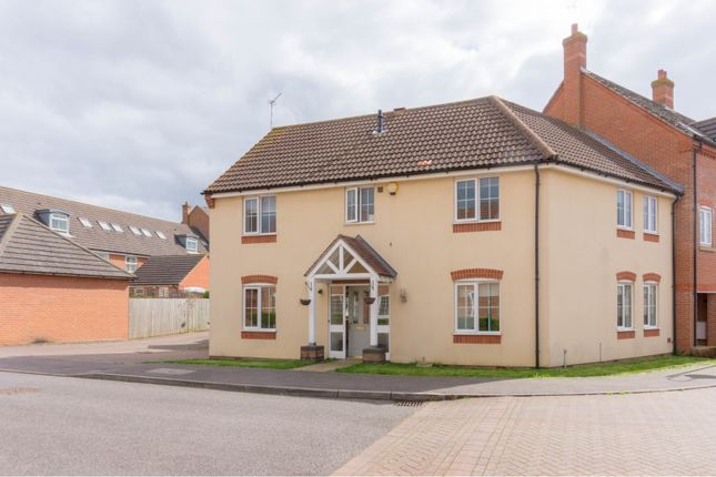 Thumbnail End terrace house to rent in Bewick Place, Hampton Vale, Peterborough