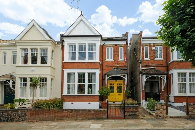 Thumbnail Semi-detached house for sale in Grosvenor Road, Finchley N3,