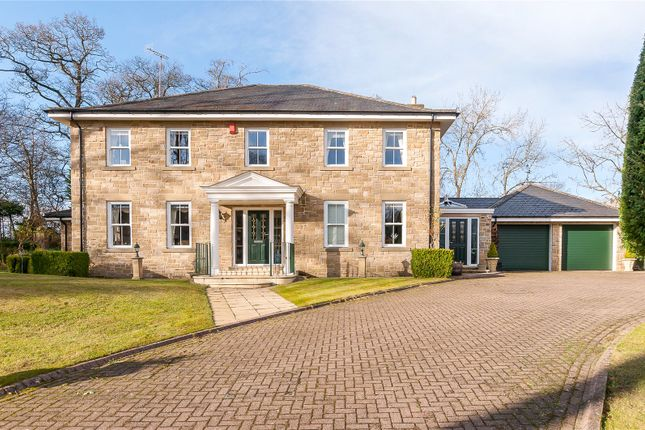 Thumbnail Detached house for sale in Linden Acres, Longhorsley, Morpeth, Northumberland