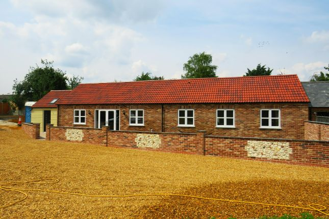 Thumbnail Detached bungalow to rent in Barkers Drive, Feltwell, Thetford