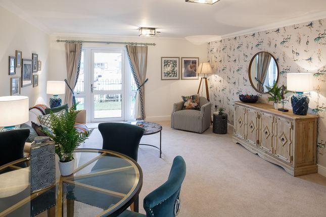 Thumbnail Flat for sale in New Build, 36 Debden House, Fallow Drive, Saffron Walden