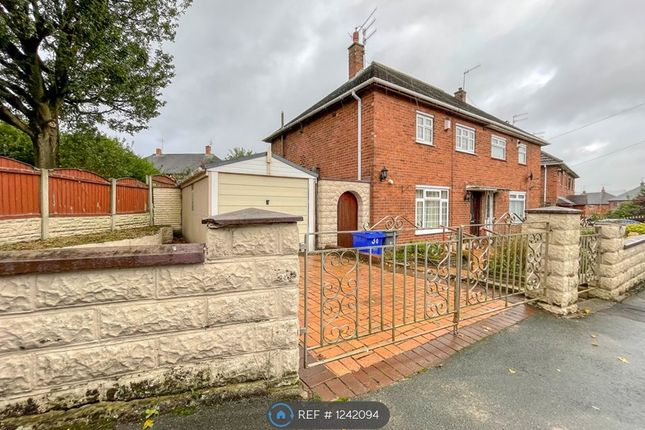 3 bed semi-detached house to rent in Wentworth Grove, Stoke-On-Trent ST1