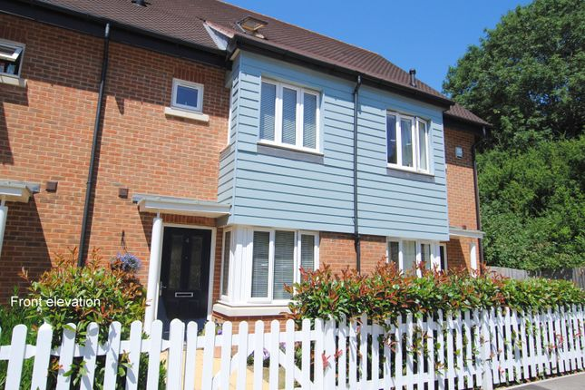 Thumbnail Terraced house for sale in Reeds Meadow, Redhill, Surrey