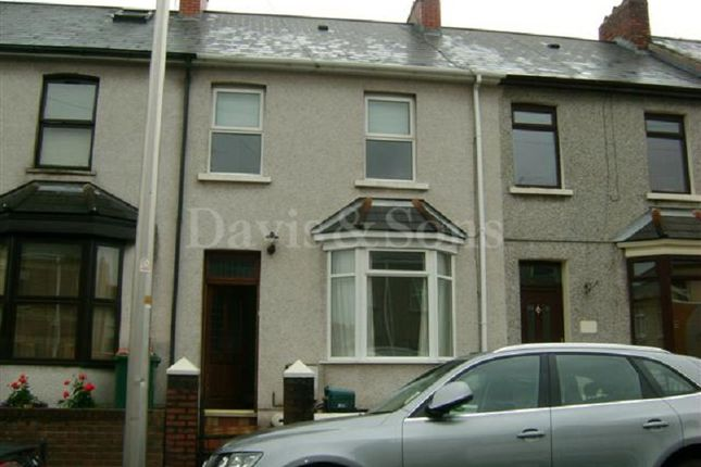 Thumbnail Terraced house to rent in Annesley Road, Newport, Newport.