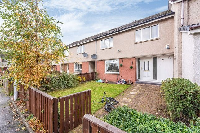 Thumbnail Terraced house for sale in Couston Drive, Dalgety Bay, Dunfermline, Fife