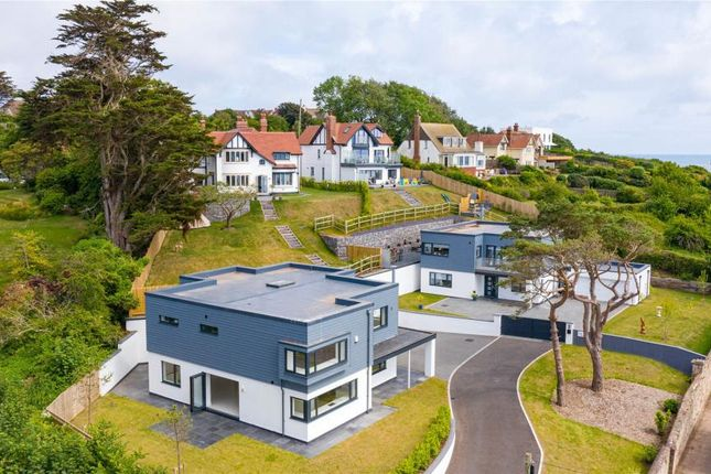Thumbnail Detached house for sale in Foxholes Hill, Exmouth, Devon