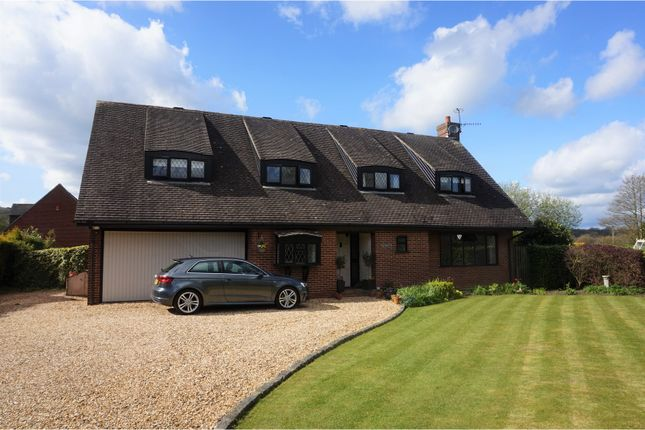 Thumbnail Detached house for sale in Stanley Moss Lane, Stoke-On-Trent
