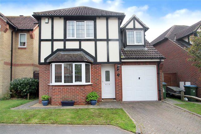 Thumbnail Detached house for sale in Hamilton Drive, Rustington, Littlehampton