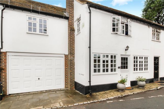 Thumbnail End terrace house to rent in The Street, Puttenham, Guildford, Surrey