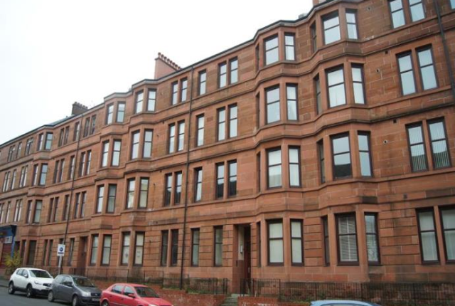 Thumbnail Flat to rent in Yoker Greenlaw Road, Glasgow