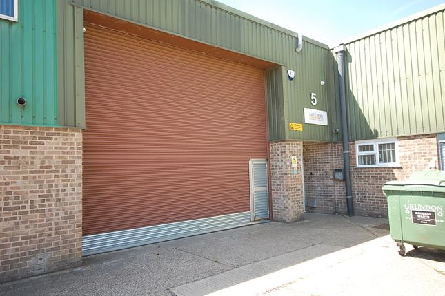 Thumbnail Industrial to let in Station Road Industrial Estate, Thatcham