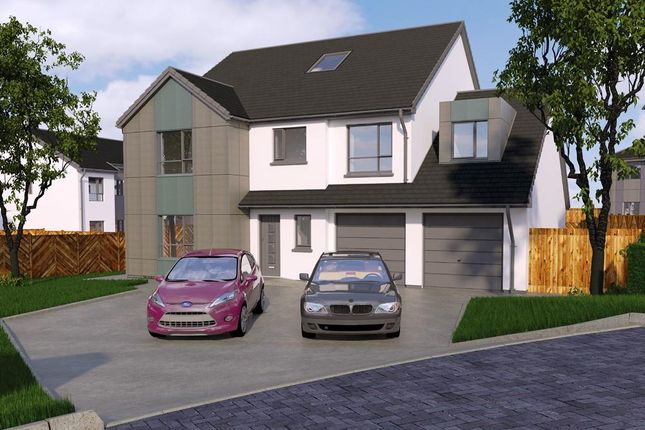 Thumbnail Detached house for sale in Plot 59, Grove Park, Ramsey