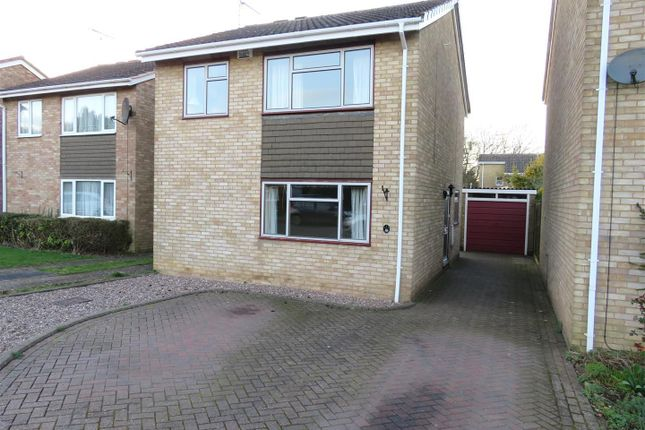 Thumbnail Property to rent in Conrad Close, Rugby