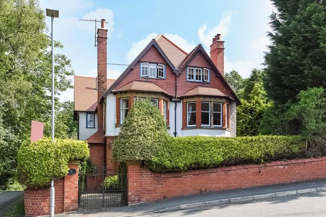 Thumbnail Detached house for sale in Grosvenor Road, Llandrindod Wells