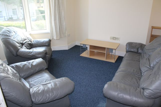 Thumbnail Terraced house to rent in Broadway, Treforest