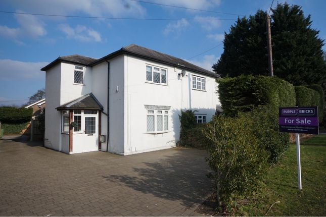 Thumbnail Semi-detached house for sale in Hawley Road, Hawley