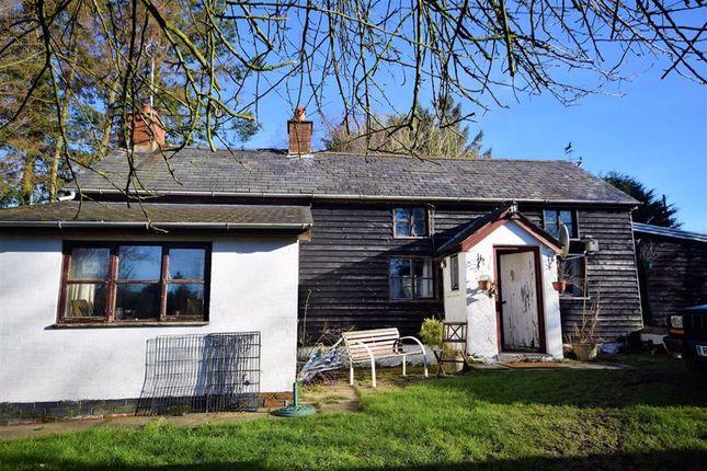 Thumbnail Farm for sale in Woodhouse, St Harmon, Rhayader, Powys