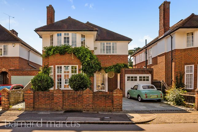 Thumbnail Detached house for sale in Temple Sheen, London
