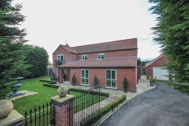 Thumbnail Detached house for sale in Habblesthorpe, Retford