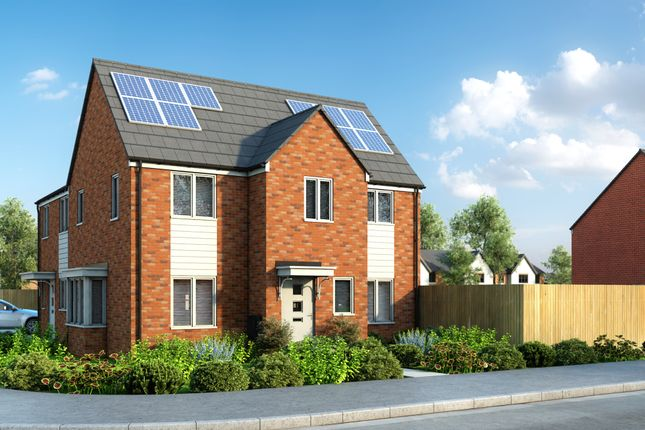 Thumbnail Semi-detached house for sale in Dial Lane, West Bromwich