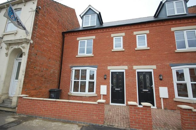 Thumbnail Terraced house to rent in Harlestone Road, St James, Northampton