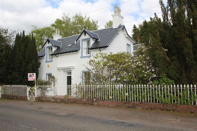 Thumbnail Detached house for sale in Main Street, Killearn, Glasgow