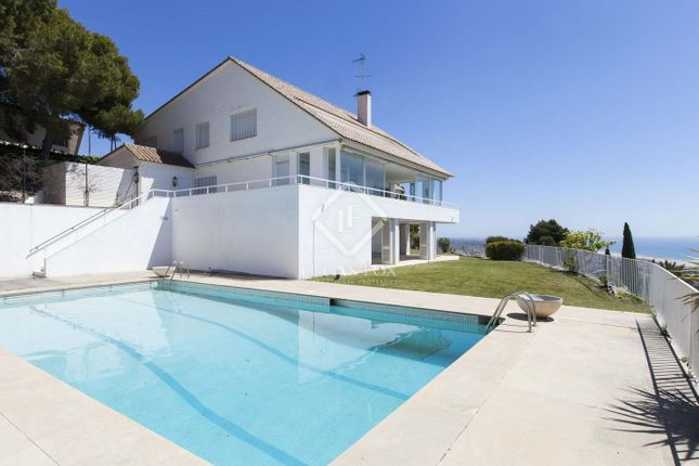 Thumbnail Villa for sale in Spain, Barcelona, Castelldefels, Bellamar, Sit2665