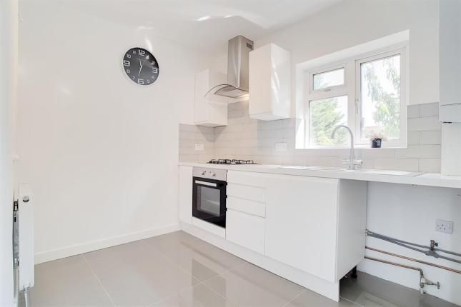 Thumbnail Maisonette to rent in Rostrevor Gardens, Southall