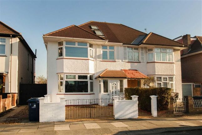 Thumbnail Semi-detached house to rent in Balfour Road, Acton, London