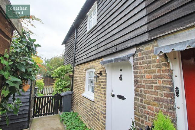 Thumbnail Terraced house for sale in Roydon Road, Stanstead Abbotts, Ware
